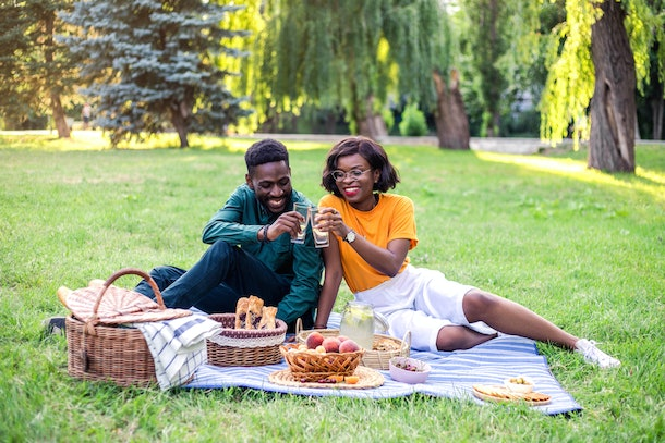 Looking for Instagram captions for outdoor dining dates with your partner? Here are some ideas.