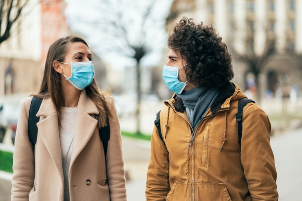 If your roommate is making dating impossible during the pandemic, here's what experts advise.