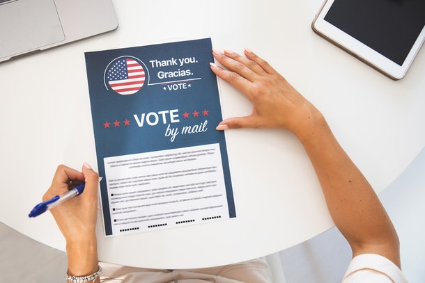 Here's a step-by-step guide for first time voters in the 2020 election.