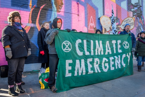 Two Gen Z voters explain why climate change is their top priority during the 2020 election.
