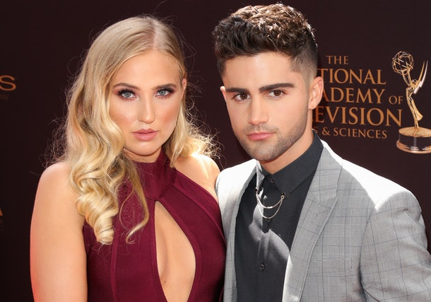 who did Max Ehrich date before Demi Lovato? his exes include Veronica Dunne.