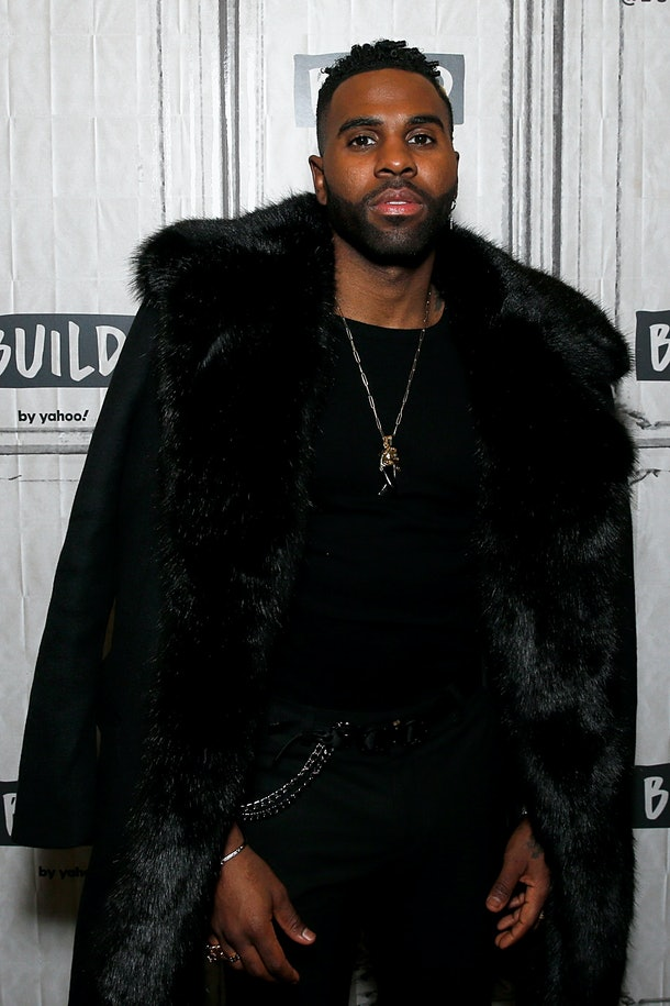 Jason Derulo attends AOL's Build Series.