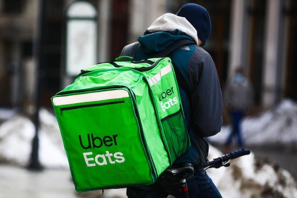 You can find Black-owned restaurants in the Uber Eats app during Black Restaurant Week.