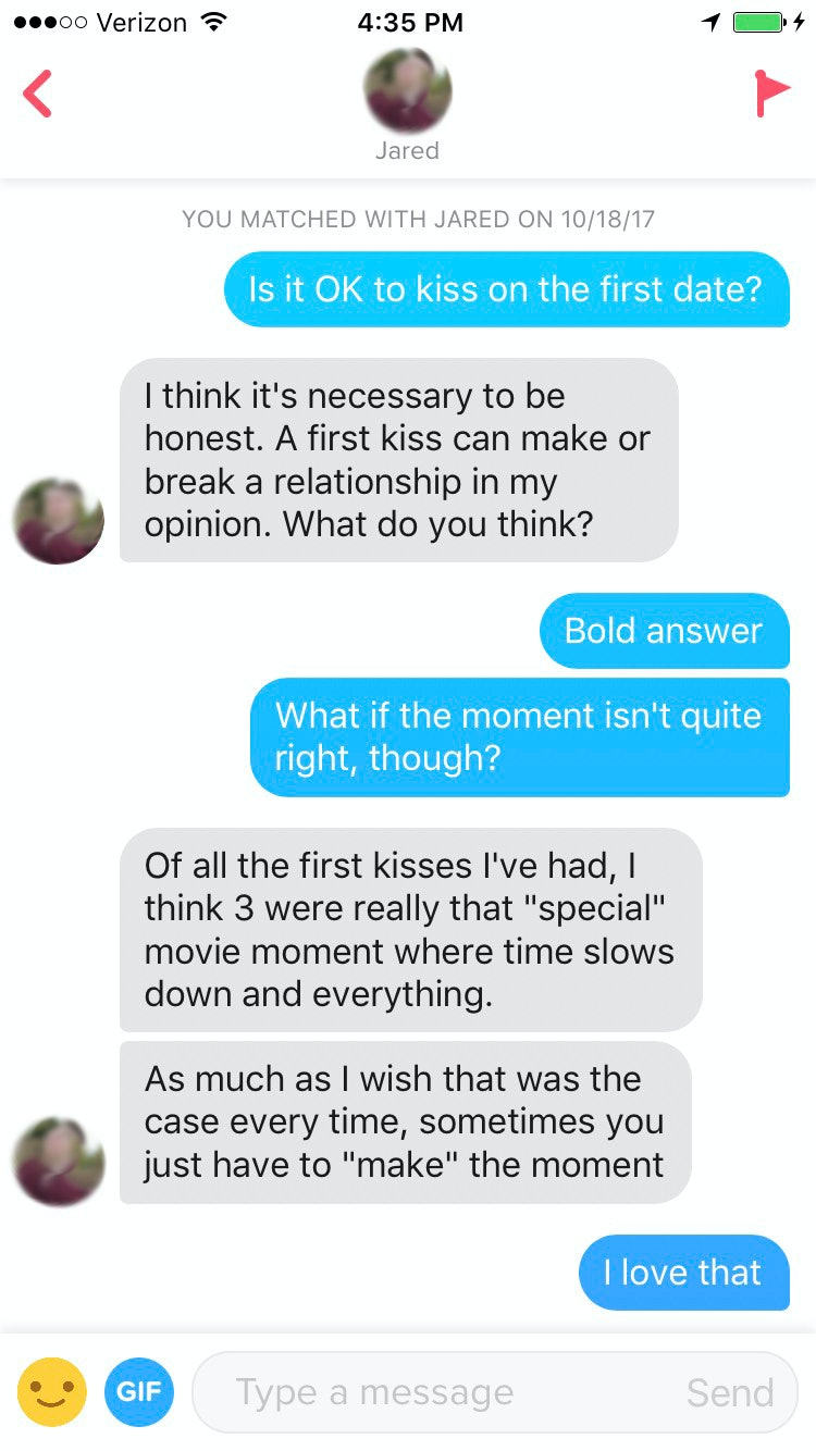 When did you first start dating