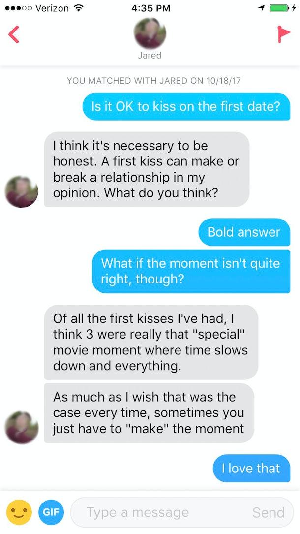 how to make him wanna kiss you