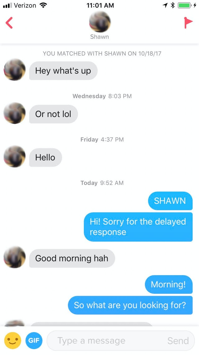 When do guys usually start hookup