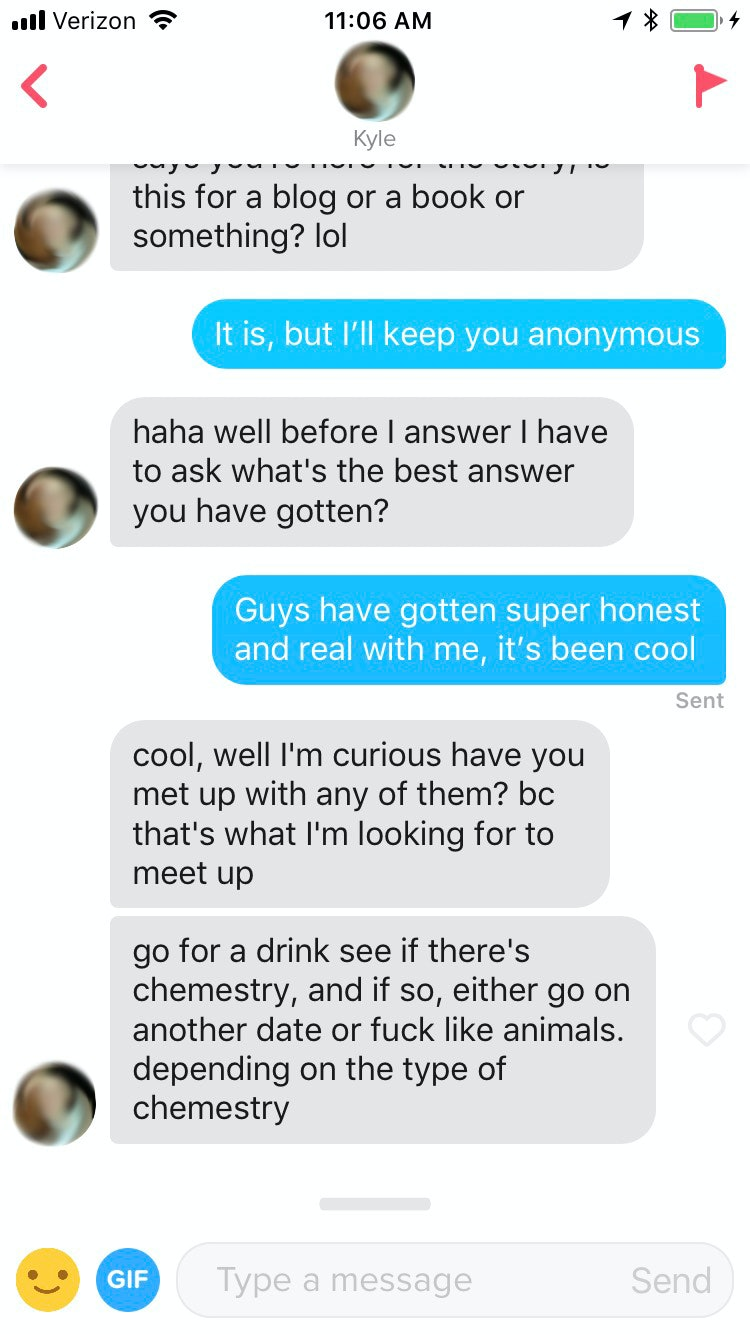 Good open ended questions for hookup