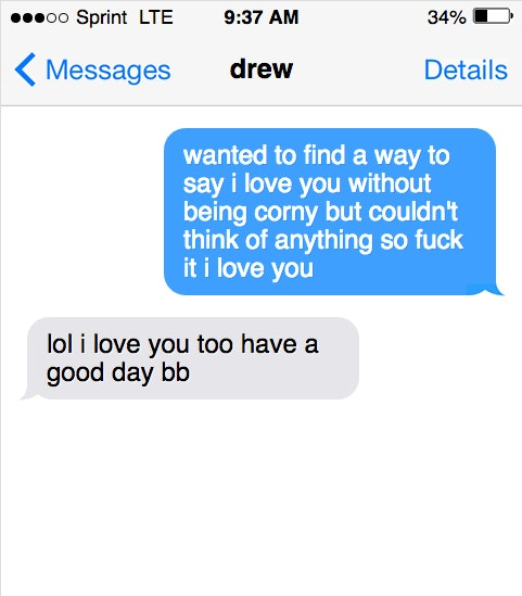 "10 Romantic Texts To Send Your Partner Just To Say ""I Love You"""