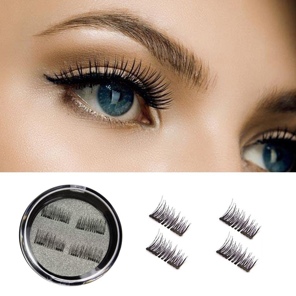 The 6 Best Magnetic Eyelashes You Need To Try ASAP