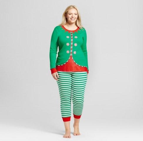 7elf elf baby target - Target Christmas Pjs