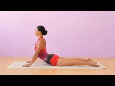 5 yoga poses for energy that'll wake you up when the