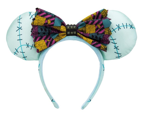 6sally nightmare before christmas ears headband my disney shop