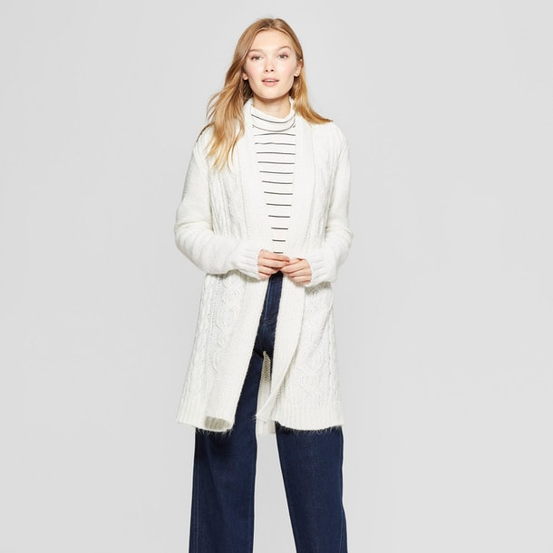 A New Day Women s Cable Open Cardigan In Cream ( 30  target.com). Wild Fable  ... bd76fdf2a