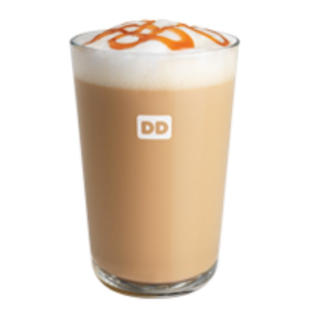 4 Of The Strongest Dunkin' Donuts Fall Drinks, Ranked To