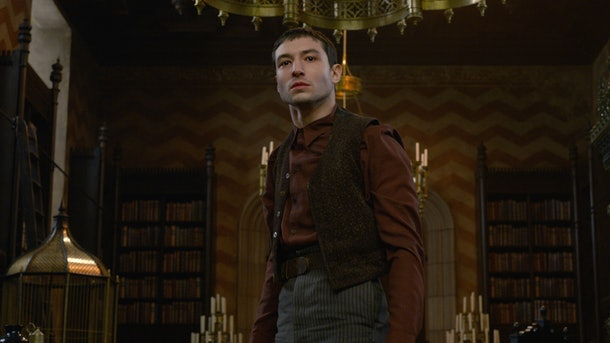 Credence Dumbledore