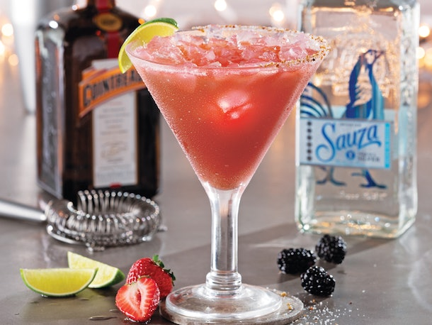 Chili S 5 Margarita For December The Red Nose Rita Will Put You Into The Spirit