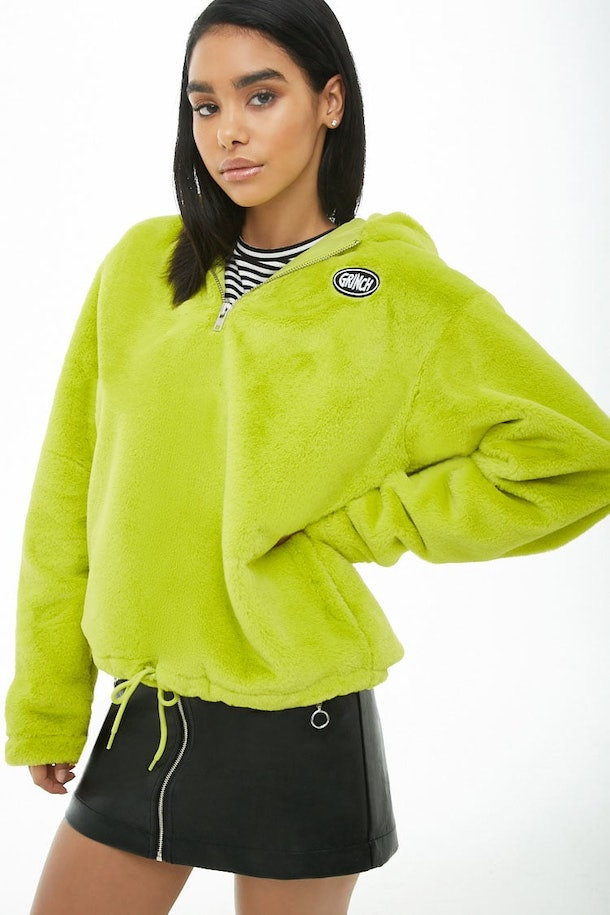 2040547a This Forever 21 x The Grinch Collection Will Make Your Heart Grow 3 ...