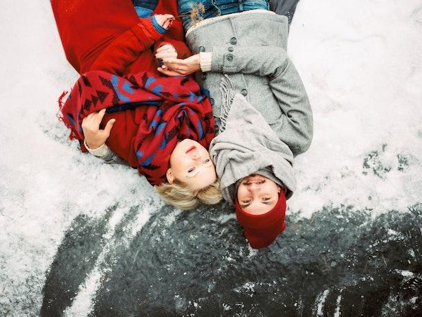 6 Christmas Carol Lyrics For Couples' Instagram Captions