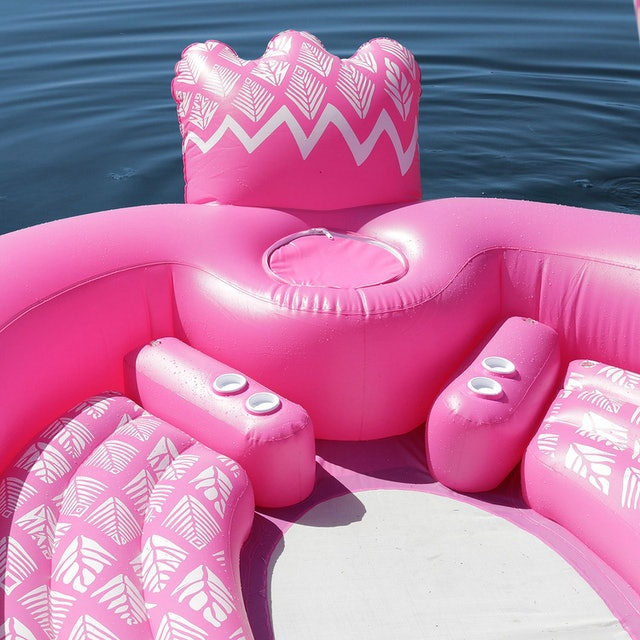 Sam S Club Quot Party Bird Island Quot Pool Floats Make It So Easy