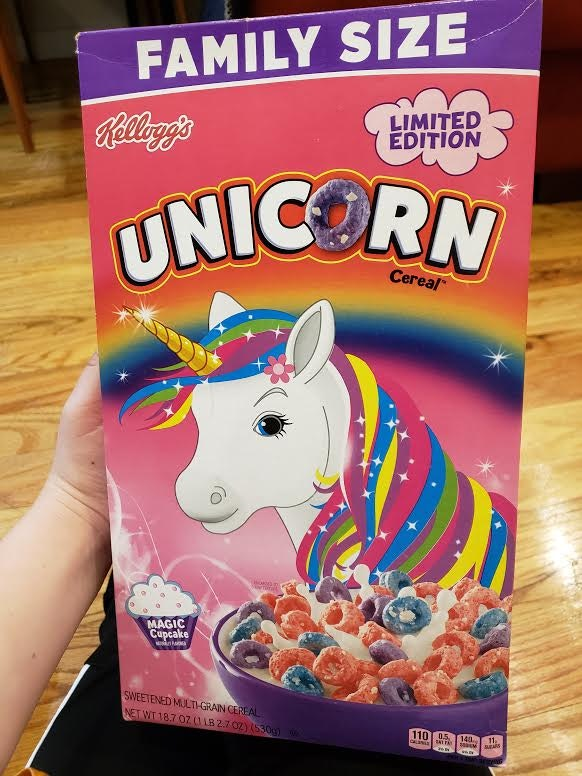 What Does Unicorn Cereal Taste Like It S Like Having