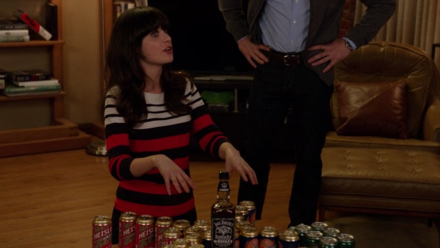 How to Play the True American Drinking Game From New Girl