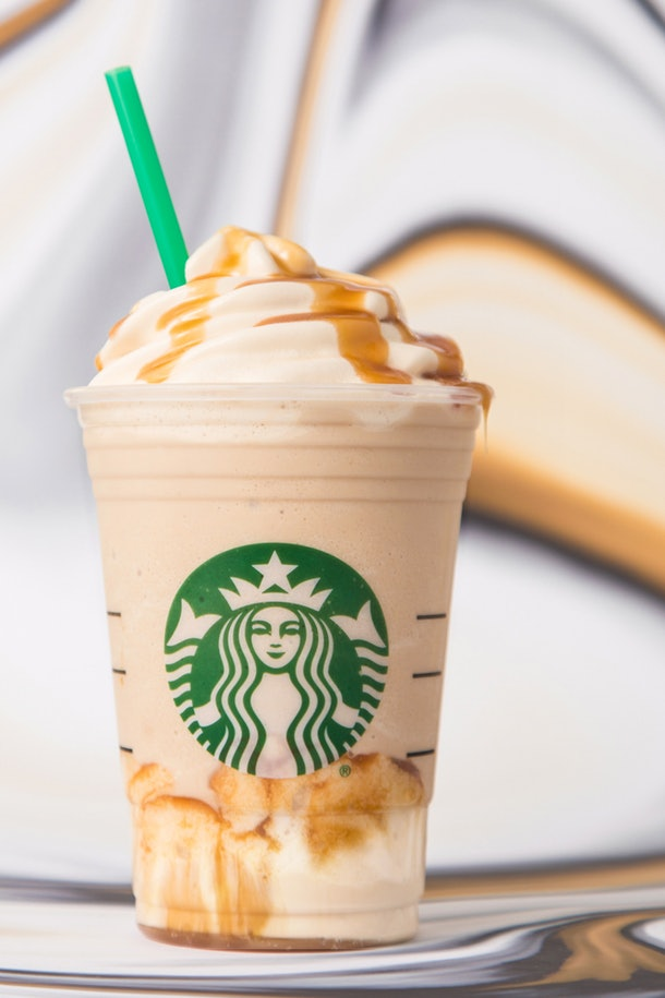 How Much Caffeine Is In Starbucks Ultra Caramel Frappuccino It Isn T A Lot