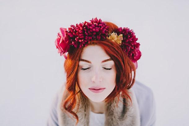 32 Instagram Captions For Flower Crown Selfies That Bloom 8eedf1272ce