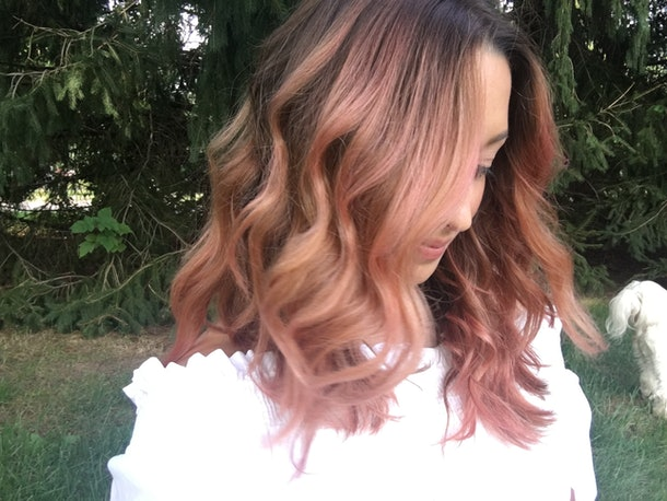 Dusty Rose Hair Is The New Instagram Hair Trend You Ll See Blooming