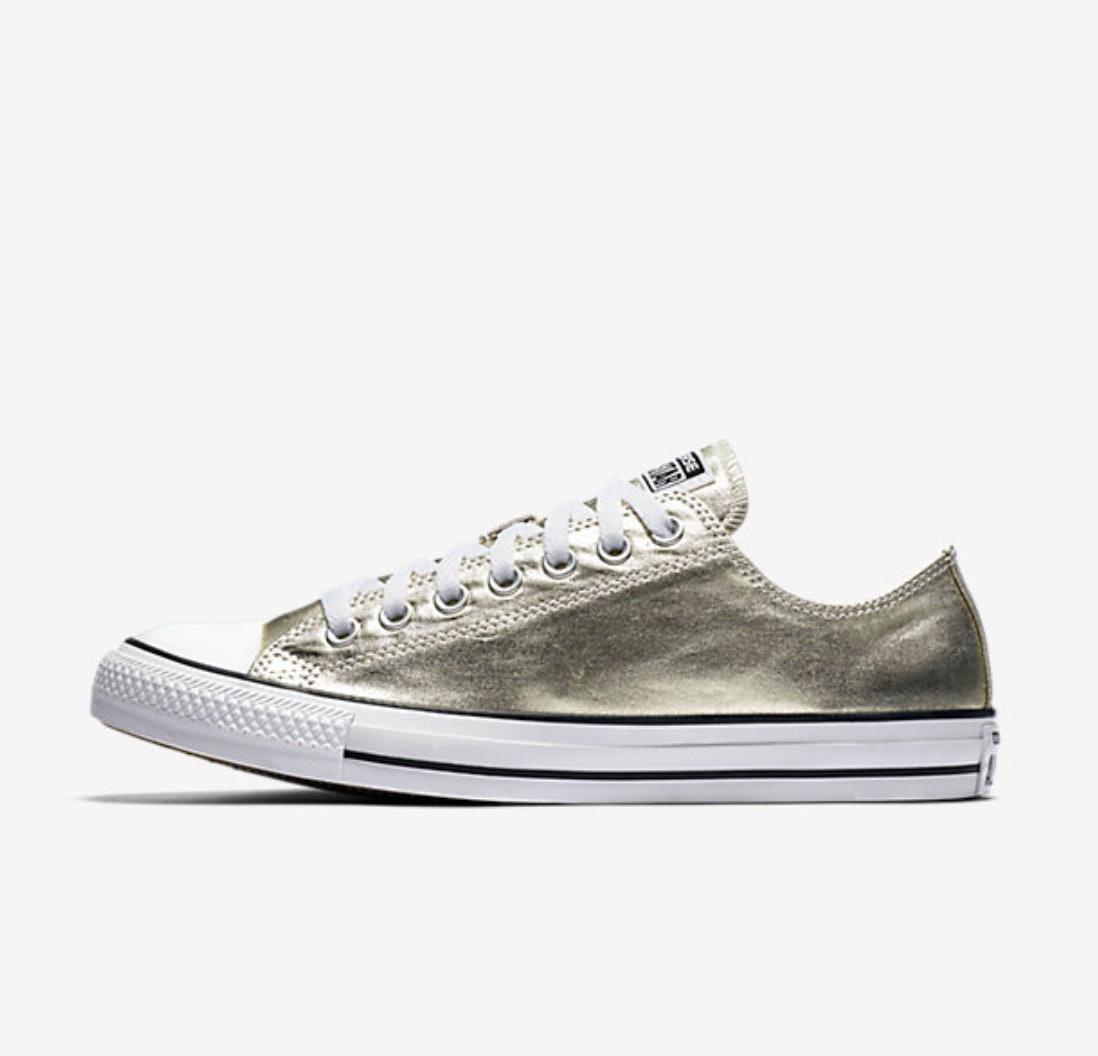 Where To Buy Converse Metallic Sneakers