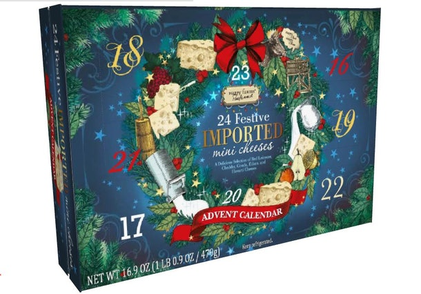 aldi 39 s 2018 wine advent calendar is the perfect way to. Black Bedroom Furniture Sets. Home Design Ideas