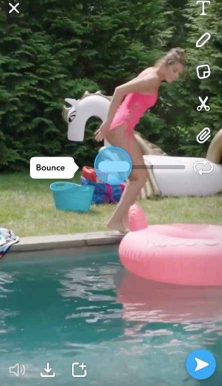 "Snapchat's Launching ""Bounce"" Feature Enabling to Capture Best Moments 1 