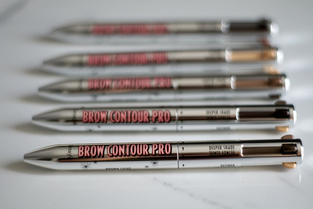 This Benefit Brow Contour Pro Pen Review Will Click With You
