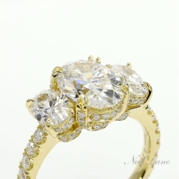 Wedding Ring Costs: How Much Does Becca's Engagement Ring Cost? The Design Has
