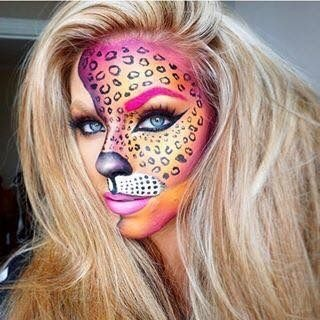 6 halloween costumes with only makeup  clothes from your