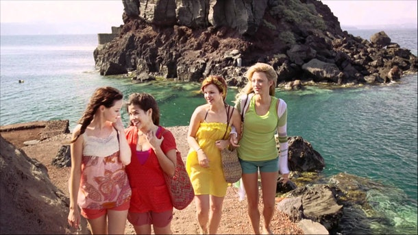 مشاهدة فيلم The Sisterhood Of The Traveling Pants 2 2008 ...