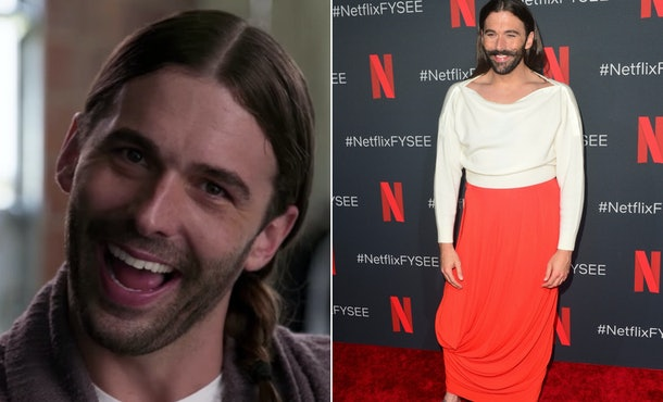 Jonathan on 'Queer Eye' and the red carpet