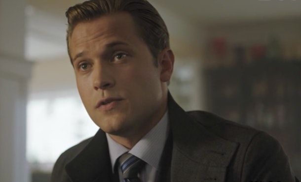 Charles Smith in 'Riverdale'