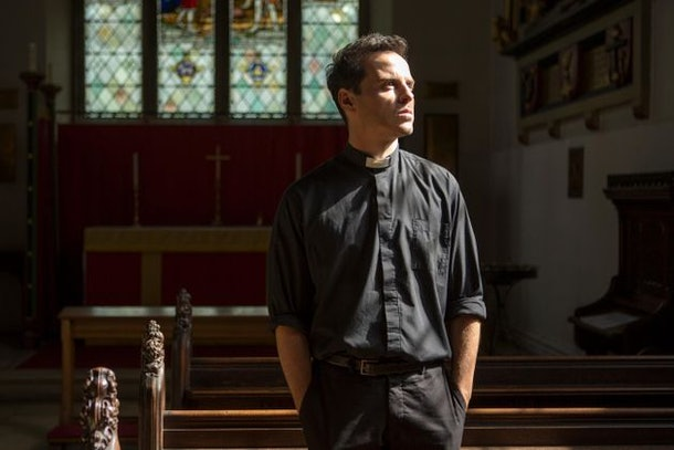 Priest from 'Fleabag'