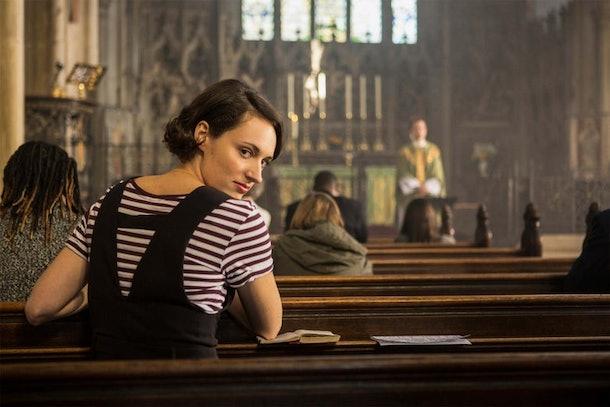 Fleabag in church