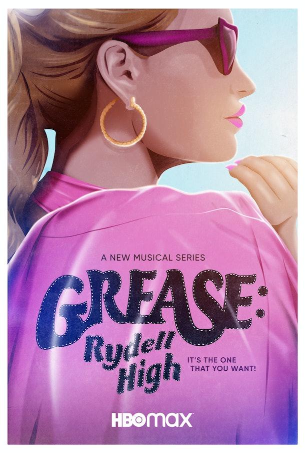 Artwork for Grease: Rydell High