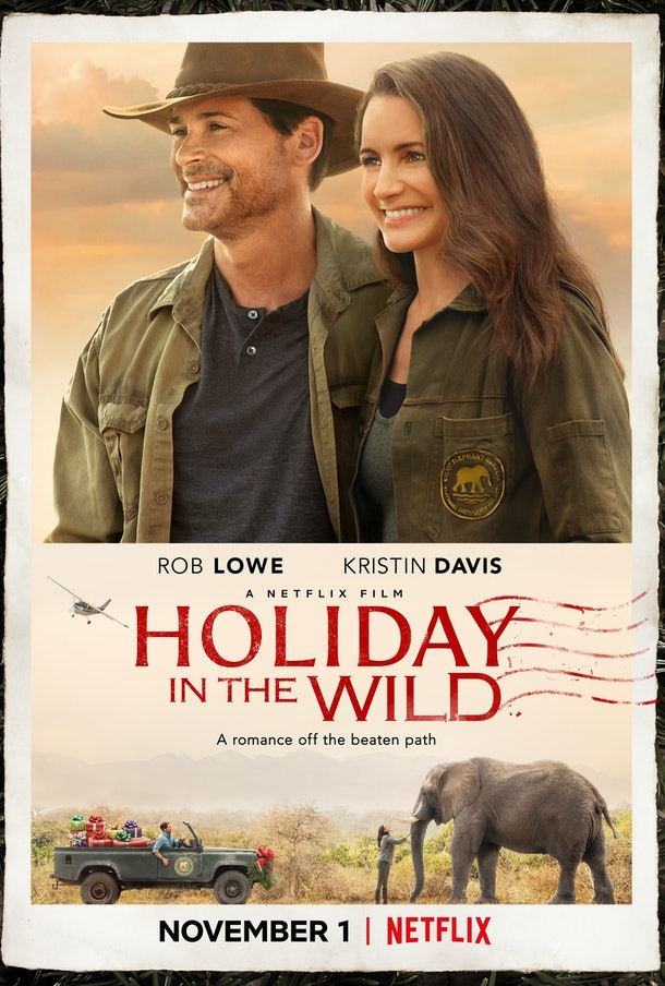 Holiday In The Wild Key Art