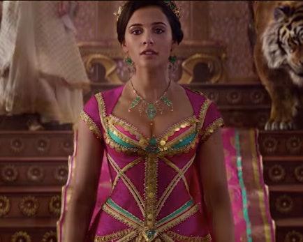 Princess Jasmine in 'Aladdin'