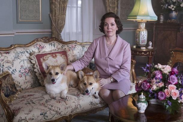 Olivia Colman as Queen Elizabeth in The Crown Season 3
