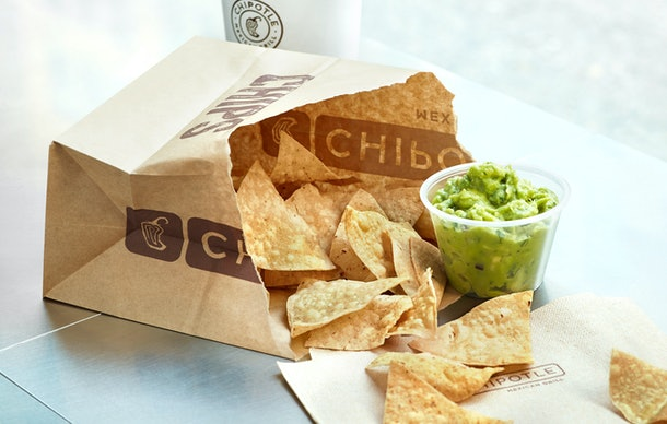 Postmates' Free Chipotle Chips & Guacamole Giveaway is limited to one order per person.