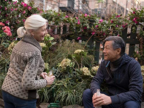 Jane Alexander and James Saito play and older couple in Modern Love and will make you cry your eyes out