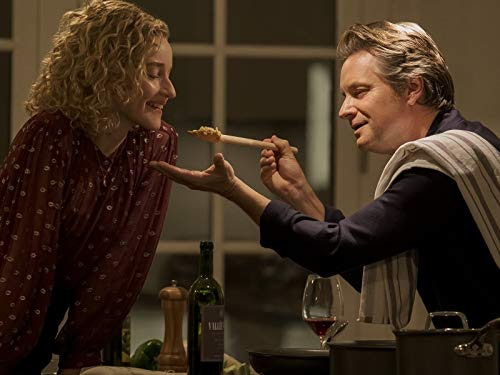 Shea Whigham and Julia Garner in a Modern Love moment that will make you cry for hours