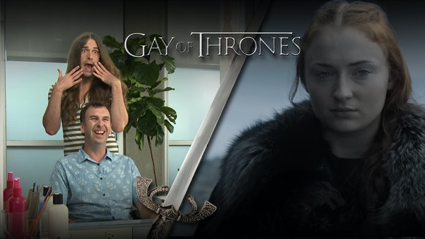 Gay of Thrones YouTube Image