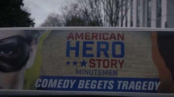 Screenshot from HBO's Watchmen
