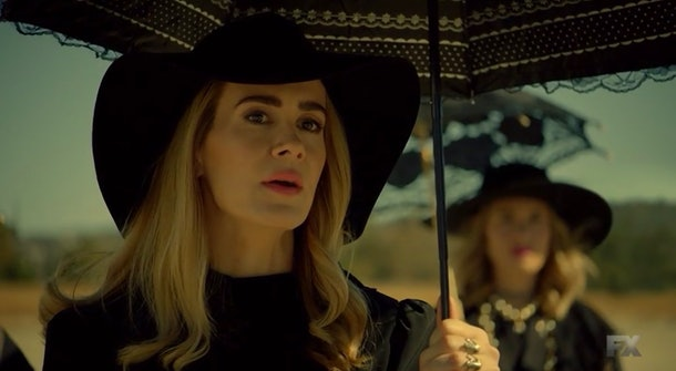 Sarah Paulson played Cordelia Goode on 'American Horror Story' seasons 'Coven' and 'Apocalypse'