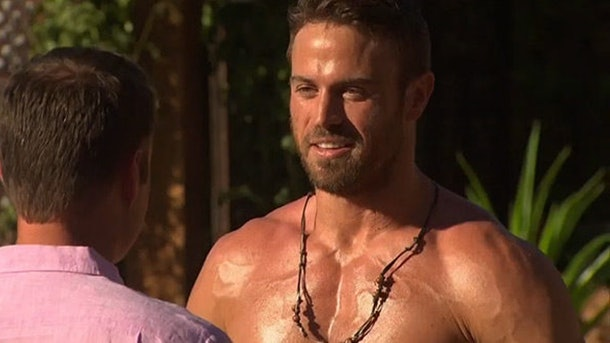 Chad on 'Bachelor in Paradise'
